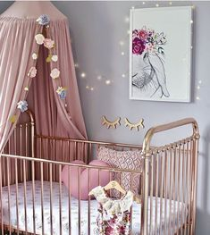"129 Likes, 7 Comments - S E A   T R I B E 🌴 (@sea_tribe) on Instagram: ""N U R S E R Y • L O V E 💕 Our blush Avoca cushion is in perfect company in this stunning nursery by…"""