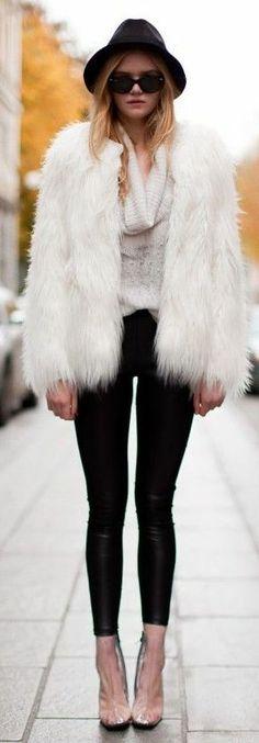 Vintage Fur Coat | Nini's Style | Fur   Fashion | Pinterest ...