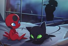Find images and videos about miraculous ladybug on We Heart It - the app to get lost in what you love. Plagg Miraculous, Les Miraculous, Miraculous Ladybug Wallpaper, Miraculous Ladybug Fan Art, Meraculous Ladybug, Ladybug Comics, Lady Bug, Tikki Y Plagg, Ladybug Und Cat Noir