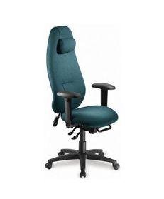ergoCentric geoCentric Series Extra High Back Synchro Chair