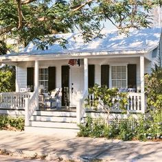 English Seaside Cottage | Key West Beach Cottage - 20 Beautiful Beach Cottages - Coastal Living