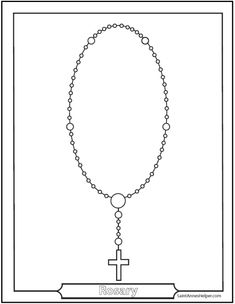 How To Pray The Rosary Instructions And Prayers At St Annes Helper