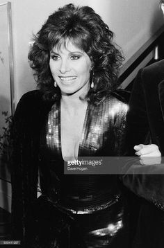 Actress Stephanie Powers attending the BAFTA Awards, March 18th 1986.