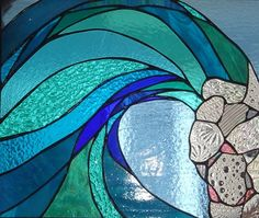 100 Waves of Summer - SwellColors Glass Studio by Mary Tantillo