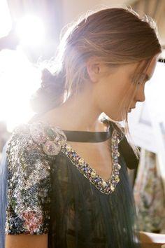 #glitter #fashion #girly