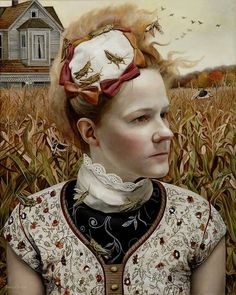 the watch | andrea kowch