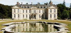 Château de Kerguehennec - Photo envoyée par Pierre Damien
