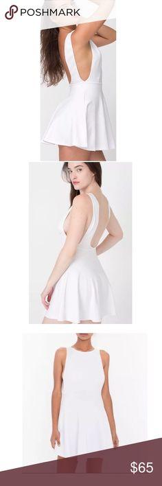 American Apparel Dress 100% authentic! Brand new with tags! Perfect condition 💓 American Apparel Dresses Mini