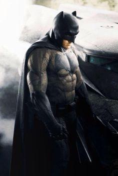 New batman suit for batman vs superman: dawn of justice