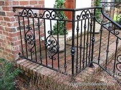 Image result for creative deck railing ideas