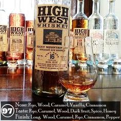 High West Rocky Mountain Rye 16 yr. Review - The Whiskey Jug