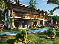 Itacimirim - Tenha Uma Casa Luxuosa No Seio da Natureza.  Veja mais aqui - http://www.imoveisbrasilbahia.com.br/itacimirim-tenha-uma-casa-luxuosa-no-seio-da-natureza