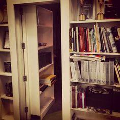 Our secret bookshelf