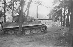 Tiger N°312, s.Pz.Abt.505.