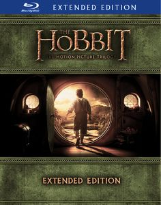 The Hobbit Extended Edition - Blu Ray