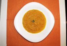 Narancsos-gyömbéres sárgarépakrém-leves Vegan Christmas, Fruit, Ethnic Recipes, Food, Meal, The Fruit, Eten, Meals