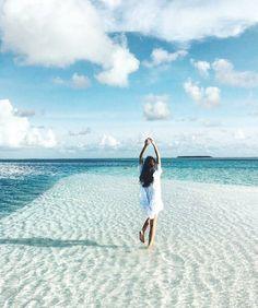 The Maldives Island - Conrad Maldives Rangali Island #Maldives