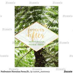PixDezines Hawaiian Ferns/DIY Background color