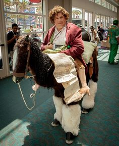 Bilbo Baggins #cosplay | SDCC 2013