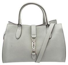 55e69f5103d Gucci Jackie (82736) Blue Leather Shoulder Bag