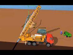 Скважинная гидродобыча песка на русловых месторождениях