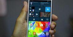 La última patente de Samsung muestra un teléfono capaz de utilizar Windows y Android a la vez - http://www.actualidadgadget.com/la-ultima-patente-samsung-muestra-telefono-capaz-utilizar-windows-android-la-vez/