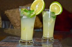exotic-n-easy cooking: Minty Sweet Lime