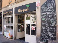 Vegan Barcelona Gopal