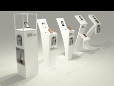 galaxy S4 stands by Omnia Abdelsabour, via Behance