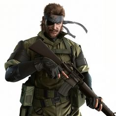 Big Boss:   Leader of MSF  Founder of Outer Heaven  Founding member of The Patriots  Big Boss was the chosen subject for the 'Les Enfant Terribles' Project. His disposition is radically different from that of his 'children' Solid and Liquid Snake. In the 60's, Big Boss was trained by the 'Mother of American Special Forces' known as The Boss. After he was ordered to kill her during the events of Operation Snake Eater, the CIA gave him the title of Big Boss. Thought initially Big Boss resented…