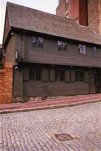 Paul Revere House...your kids can get an up-close and personal look at Paul Revere's house in Boston.  Very cool!