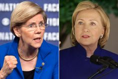 Hillary replaced by Elizabeth Warren? – Clinton scandals worry Democrats