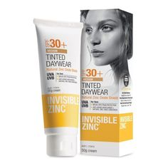 Invisible Zinc, $22.85 from Amazon.