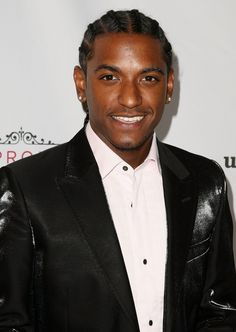 """llOYD Photos - Singer Lloyd attends """"Ultimate Prom"""" hosted by Hearst Magazines and Universal Motown at the Grand Hyatt New York on May 2008 in New York City. Black Girls Rock, Black Boys, Lloyd Singer, Doll Face Paint, Latin Men, Fine Black Men, Black Actors, Neo Soul, Sing To Me"""