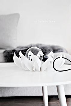 Be creative.. http://www.beandliv.com/products/petals-bowl #beandliv #homedecor #design #petals #bowl