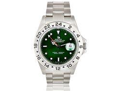 Vintage Rolex Oyster Explorer II Watch