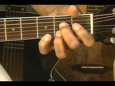 How To Play Old School 12 Bar Blues PART 4 On Guitar