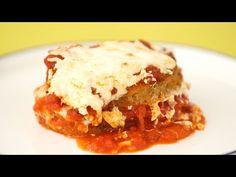 Baked Eggplant Parmesan - Martha Stewart - YouTube