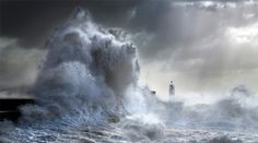 Stormy-Porthcawl-by-Steve-Garrington