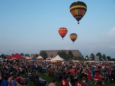Lift Off Festival in Cornwall Ontario