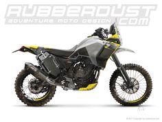 Rallye Raid, Enduro Motorcycle, Motorbike Design, Dirt Bikes, Ducati, Cars And Motorcycles, Motorbikes, Touring, Cars