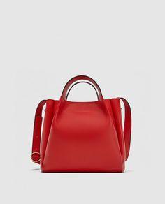 Women s Bags   New Collection Online   ZARA Japan  zarapursesonline Leather  Purses, Leather Handbags 075bacbe6f