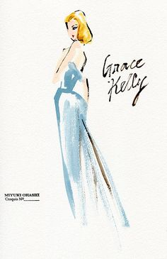 Grace Kelly Check out different angle on Instagram !