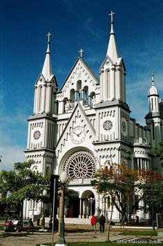 Itajaí Principal church, Santa Catarina,Brazil