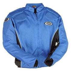 Bike Lift, Touring, Equestrian, Motorcycle Jacket, Mesh, Sports, Summer, Jackets, Blue