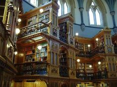 parliament's library