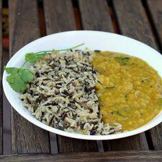 Ethiopian Split Pea stew - Kik Alicha. Vegan Glutenfree Recipe | Vegan Richa