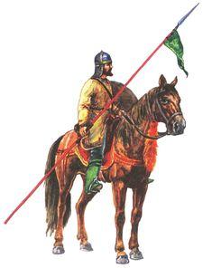 Pecheneg Horseman