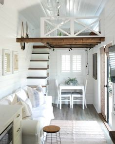 Organization Ideas For Small Homes