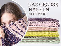 DIY-Anleitung: Decke Nagato häkeln – Das große Häkeln Woche 7 via DaWanda.com